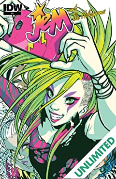 Jem and the Holograms (2015-2017) #4