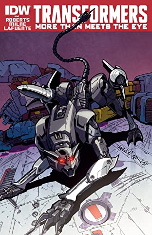 Transformers: More Than Meets the Eye (2011-2016) #42