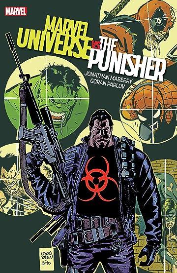 Marvel Universe vs. the Punisher