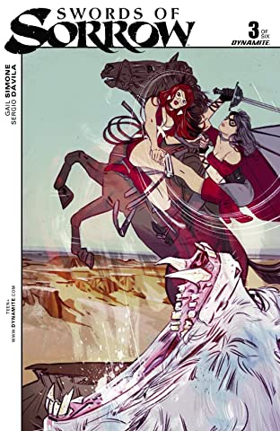 Swords of Sorrow No.3 (sur 6): Digital Exclusive Edition