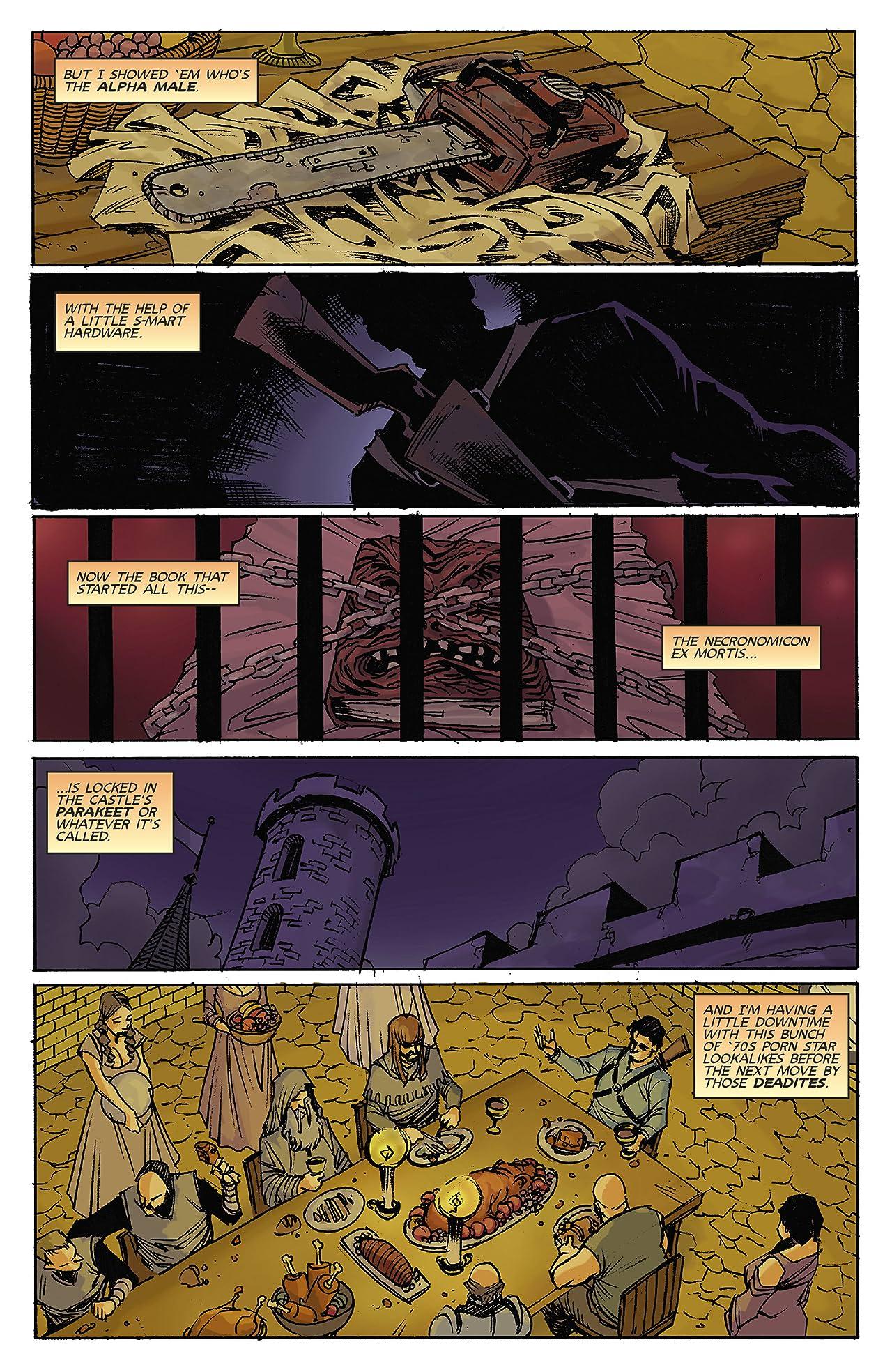 Vampirella/Army of Darkness #1 (of 4): Digital Exclusive Edition