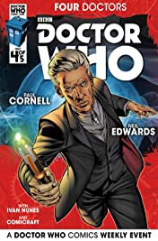 Doctor Who 2015 Event: The Four Doctors #4