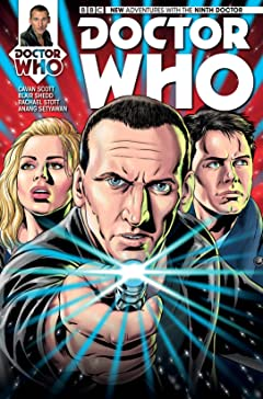 Doctor Who: The Ninth Doctor #5