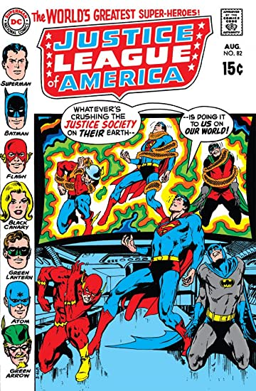 Justice League of America (1960-1987) #82