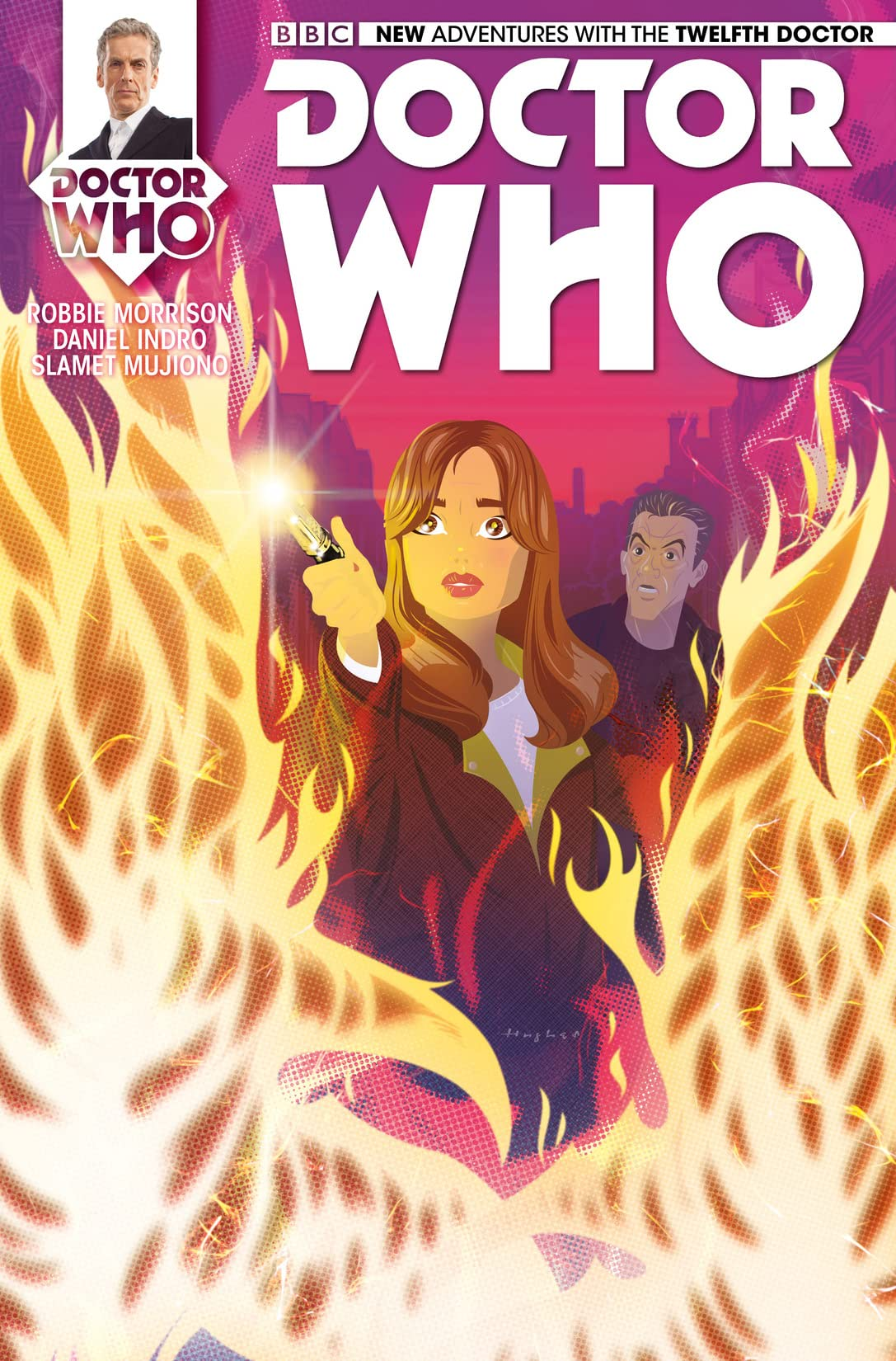 Doctor Who: The Twelfth Doctor #12