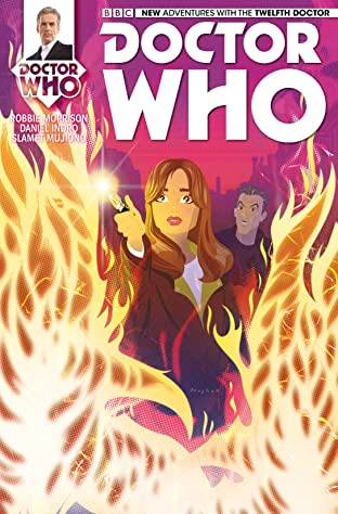 Doctor Who: The Twelfth Doctor No.12