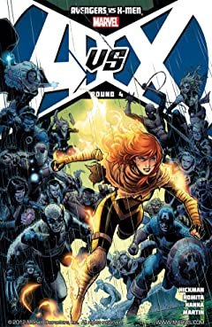 Avengers vs. X-Men No.4 (sur 12)
