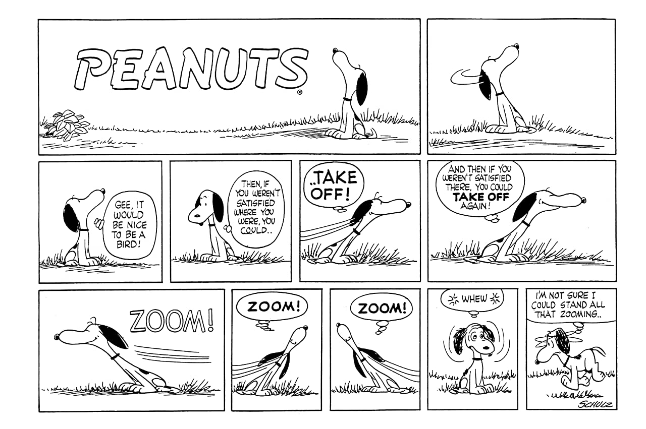 Peanuts Vol. 6: You're Out Of Your Mind, Charlie Brown