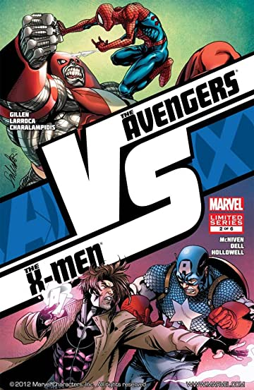 AVX: VS. No.2 (sur 6)