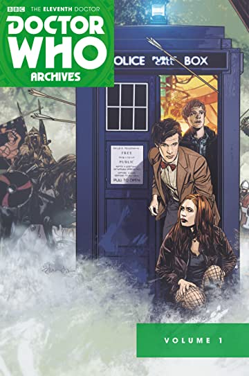 Doctor Who: The Eleventh Doctor Archives Vol. 1