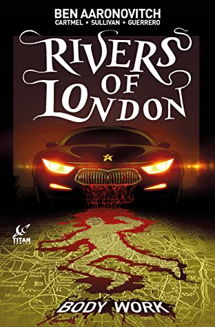 Rivers of London: Body Work #3
