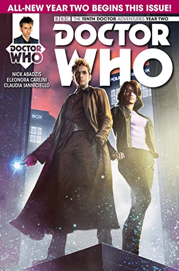 Doctor Who: The Tenth Doctor #2.1