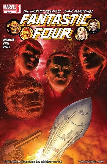 Fantastic Four (1998-2012) #605.1