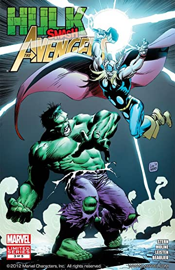 Hulk Smash Avengers #3 (of 5)