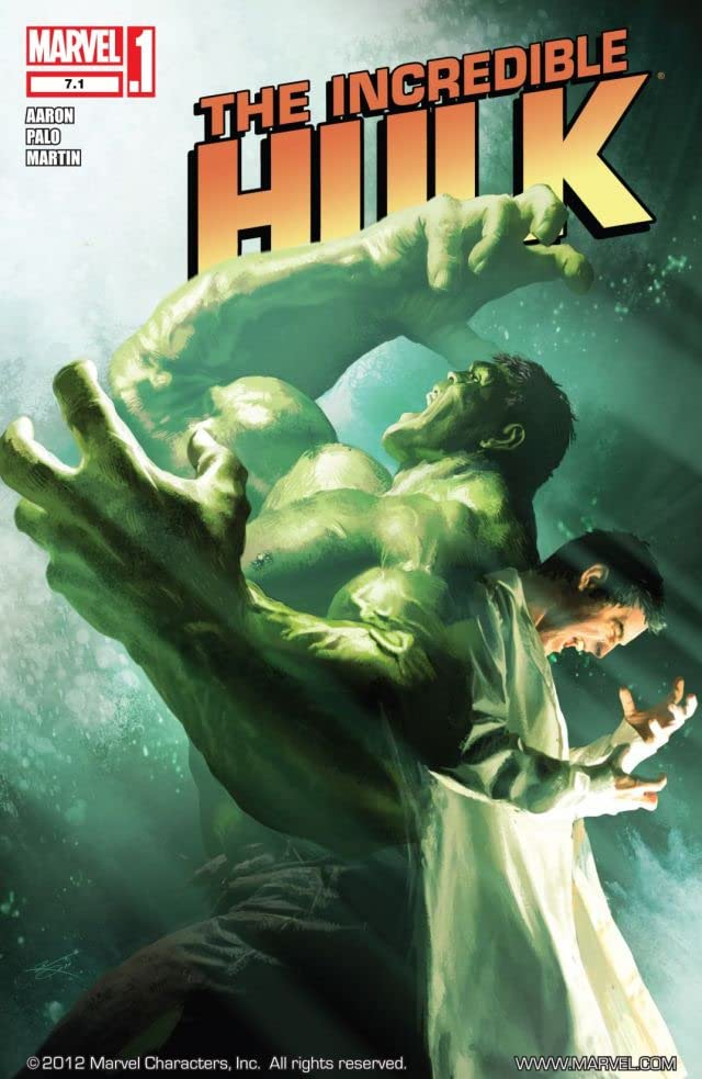 Incredible Hulk (2011-2012) #7.1