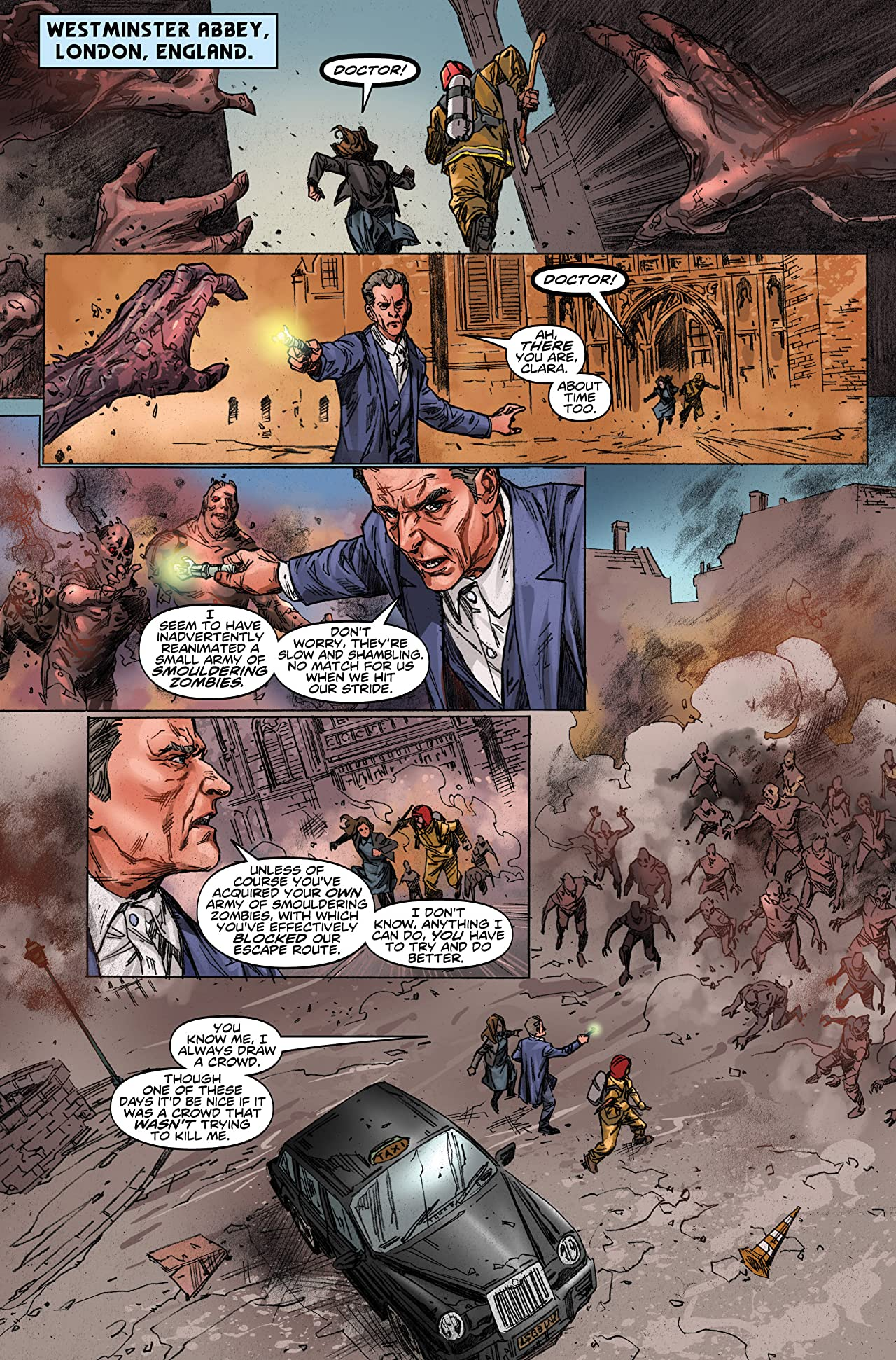 Doctor Who: The Twelfth Doctor #13