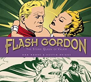 The Complete Flash Gordon Library Vol. 4: Storm Queen Of Valkir