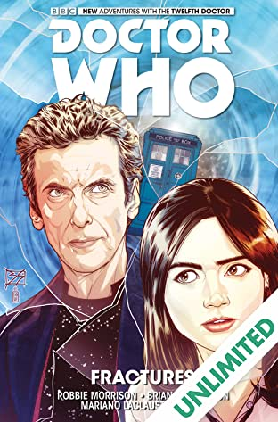 Doctor Who: The Twelfth Doctor Vol. 2: Fractures