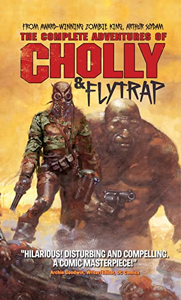 The Complete Adventures Of Cholly & Flytrap