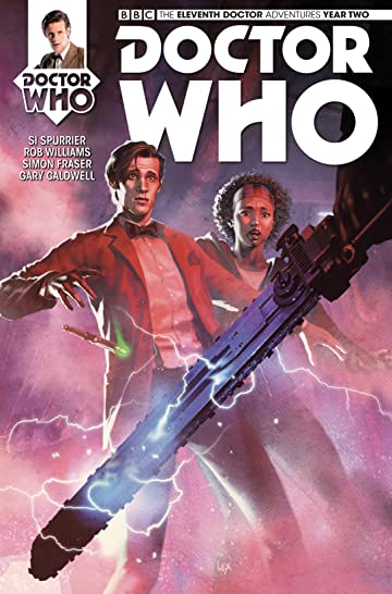Doctor Who: The Eleventh Doctor No.2.2
