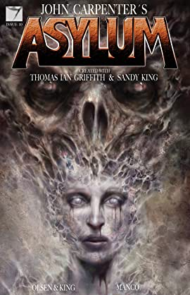 John Carpenter's Asylum #10