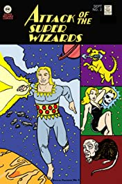 Attack of the Super Wizards #2
