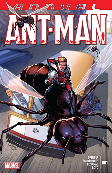 Ant-Man (2015) Annual #1