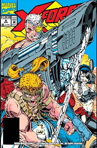 X-Force (1991-2002) No.9