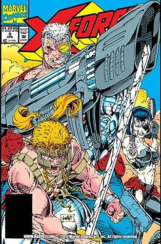 X-Force (1991-2002) #9