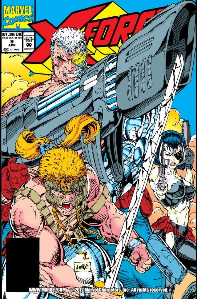 X-Force (1991-2004) #9