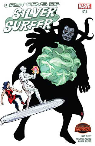 Silver Surfer (2014-2015) #13