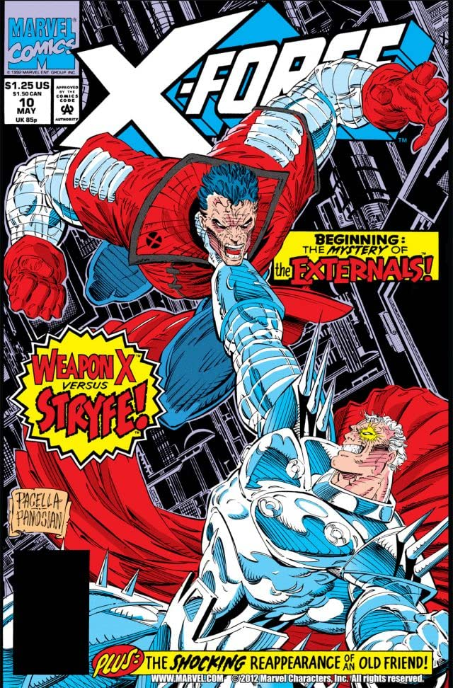 X-Force (1991-2004) #10