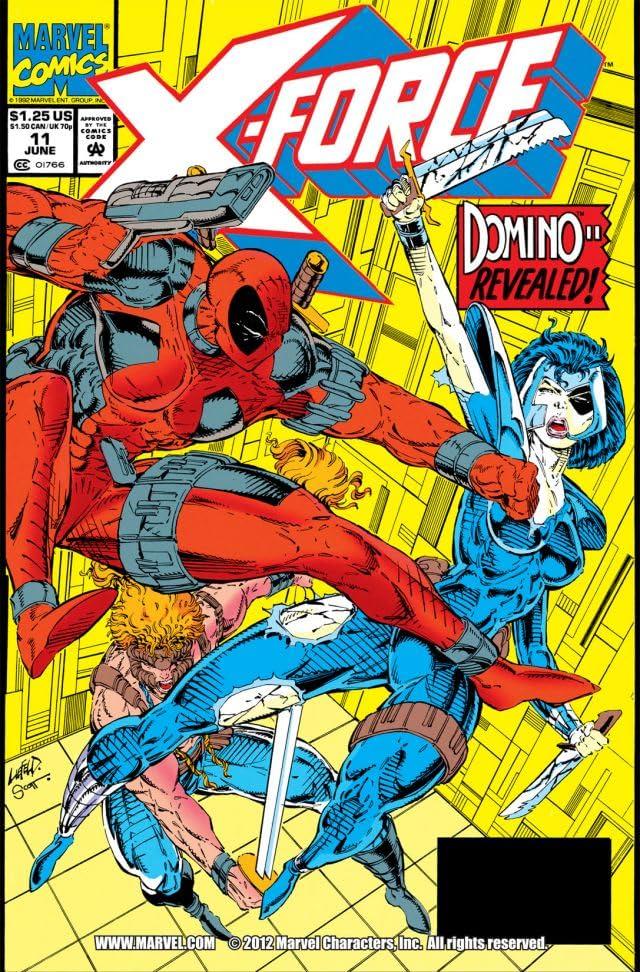 X-Force (1991-2004) #11