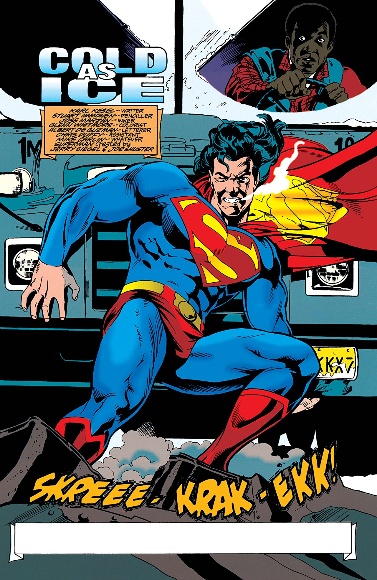Adventures of Superman (1986-2006) #521