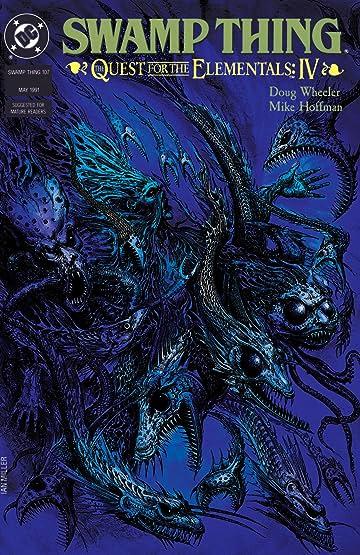 Swamp Thing (1982-1996) #107