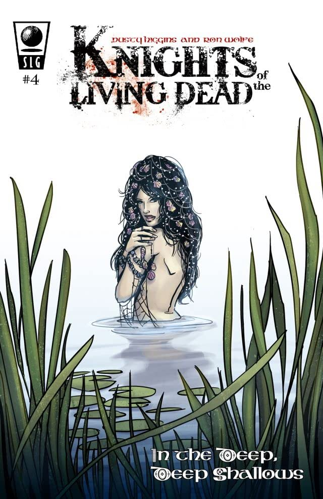 Knights of the Living Dead #4