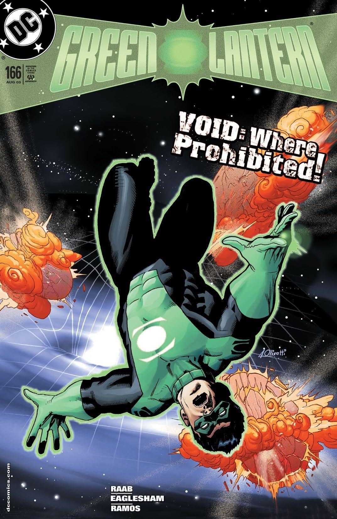 Green Lantern (1990-2004) #166