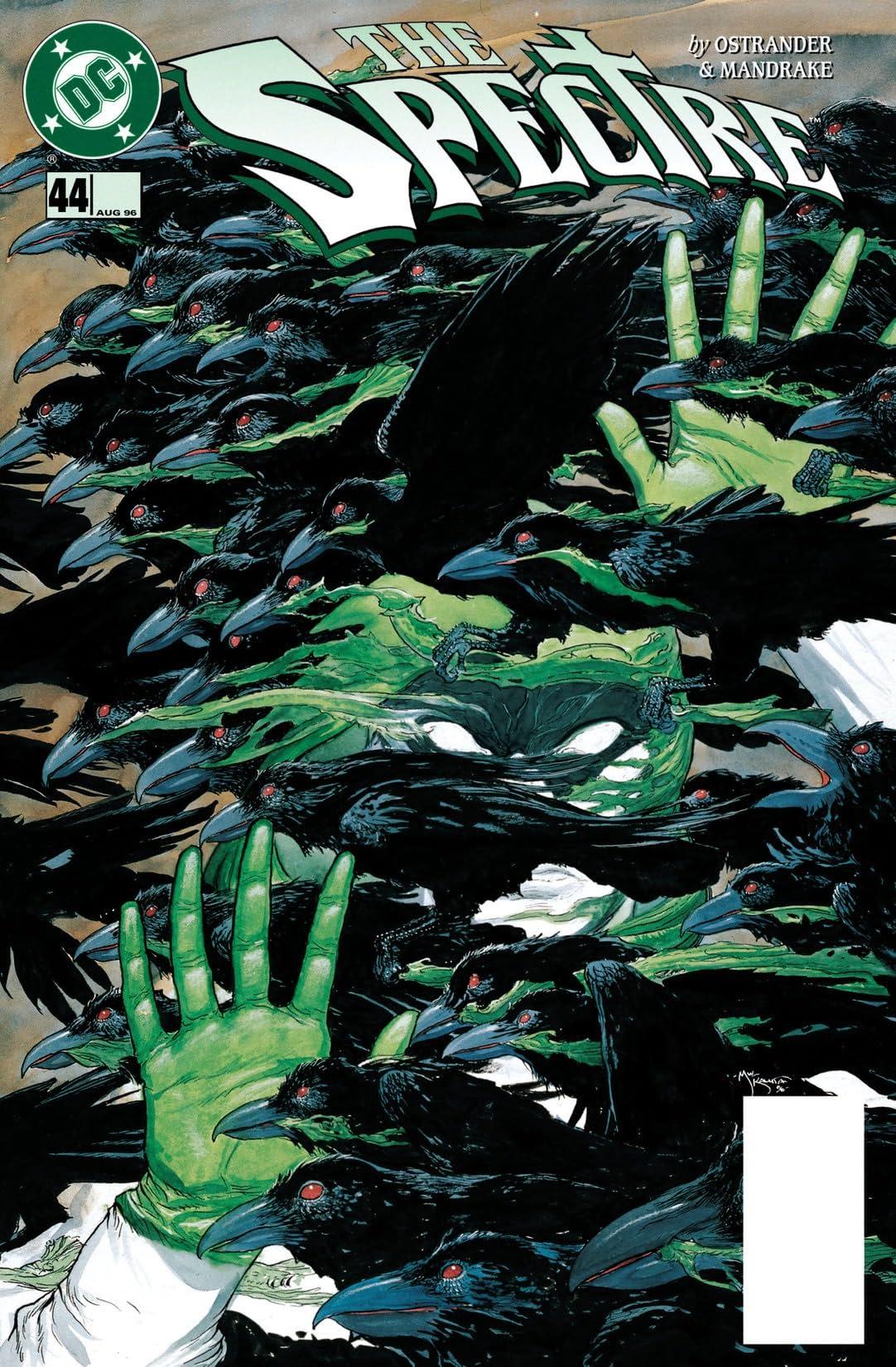 The Spectre (1992-1998) #44