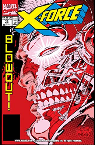 X-Force (1991-2002) No.13
