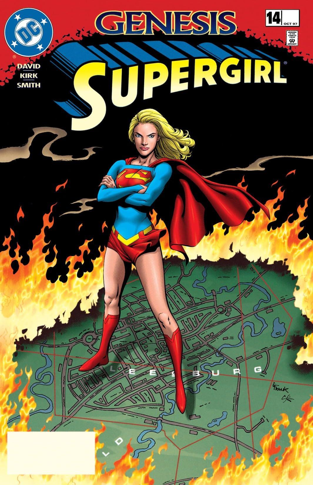 Supergirl (1996-2003) #14