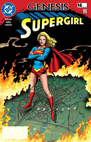 Supergirl (1996-2003) No.14