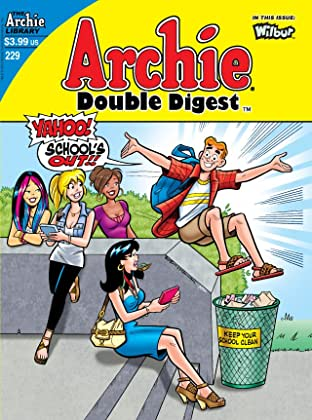 Archie Double Digest No.229
