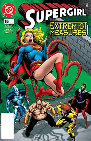 Supergirl (1996-2003) No.15