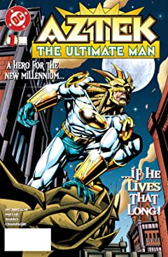 Aztek: The Ultimate Man (1996-1997) No.1
