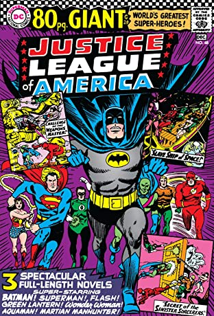 Justice League of America (1960-1987) #48