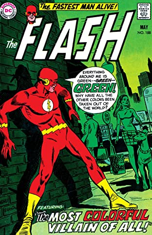 The Flash (1959-1985) #188