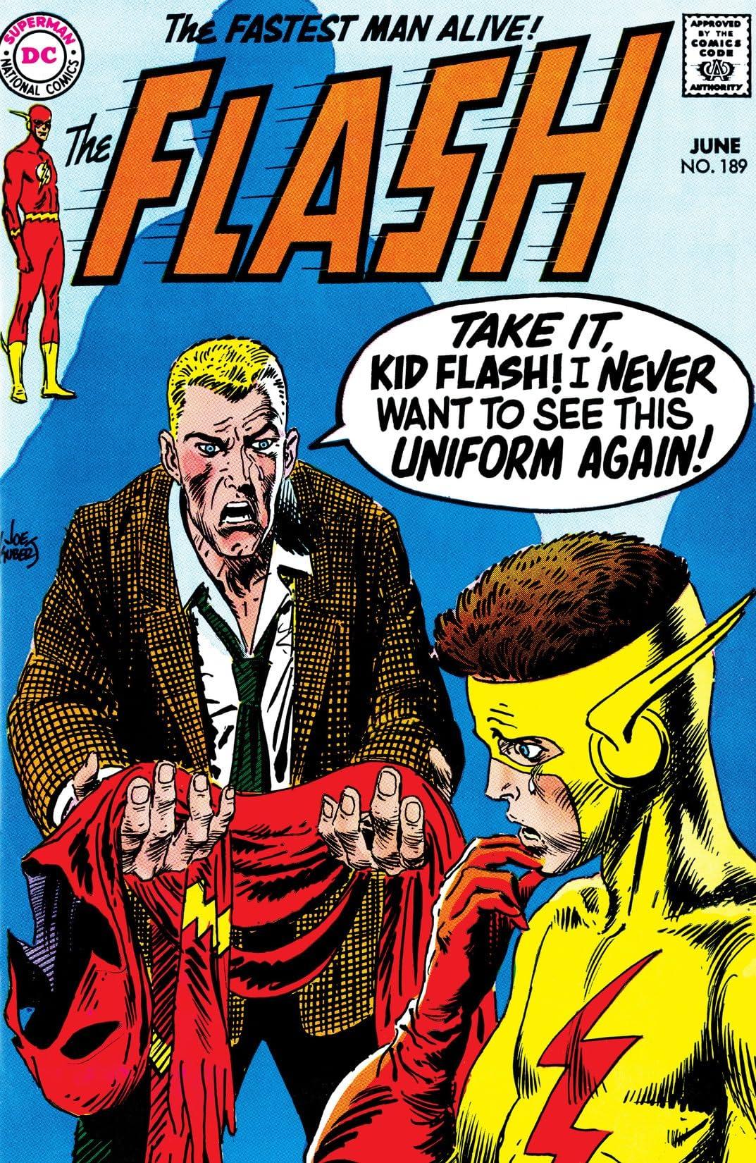 The Flash (1959-1985) #189