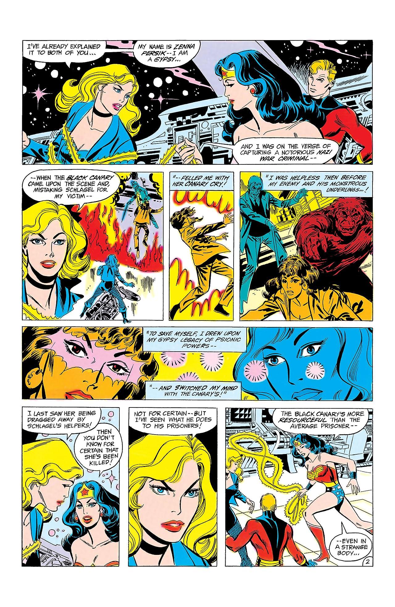 Wonder Woman (1942-1986) #309