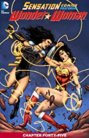 Sensation Comics Featuring Wonder Woman (2014-2015) #45