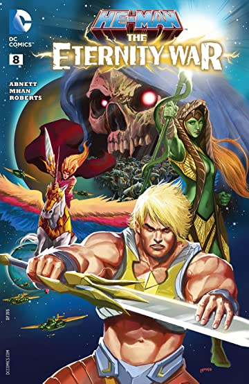 He-Man: The Eternity War (2014-2016) #8